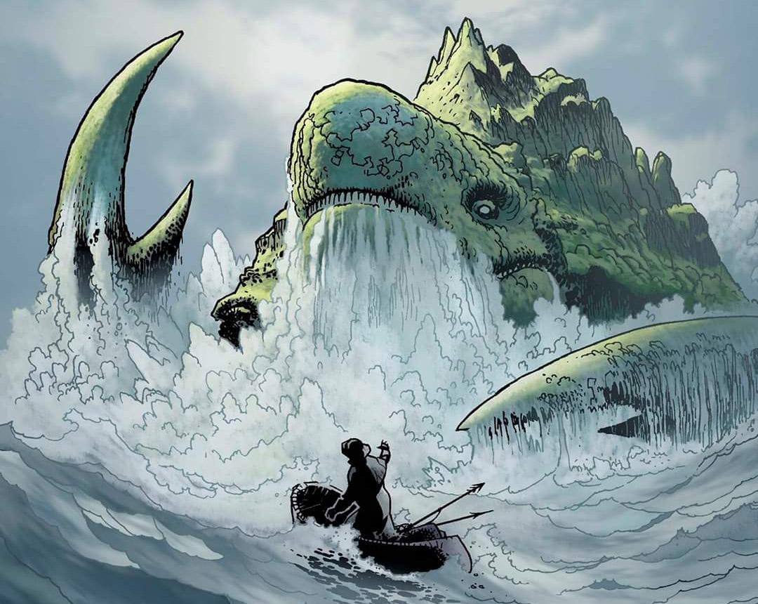 Ikoria: Land of the Behemoths
